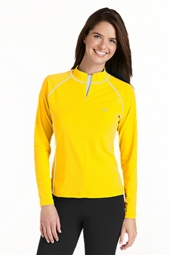 Women's Long Sleeve Swim Shirt
