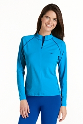 Women's Long-sleeve Swim Shirt