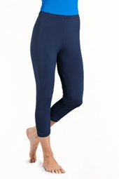 Swim Capris - Plus Size