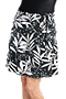 Wrap Cover-Up Skirt - Print