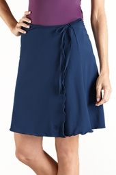 Wrap Cover-Up Skirt