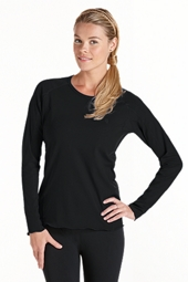 Long Sleeve Paddle Swim Shirt
