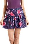 Ruche Swim Skirt