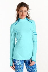 Quick-Zip Rash Guard