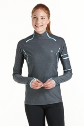 Quick Zip Rash Guard