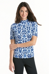 Short Sleeve Rash Guard - Print