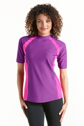 Active Rash Guard Short Sleeve