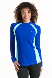 Long-Sleeve Active Rash Guard