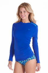 Hip Zip Rash Guard