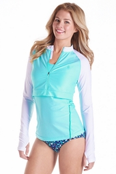 Convertible Swim Jacket