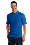 Men's Short-sleeve Swim Shirt