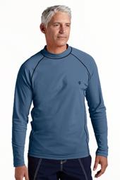 Men's Long-sleeve Swim Shirt