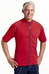 Short Sleeve Water Jacket