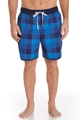 Tonal Blue Plaid
