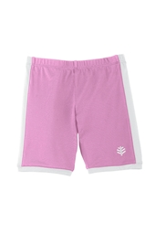 Infant Girl's Swim Shorts