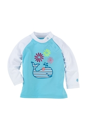 Baby Girl's Rash Guard