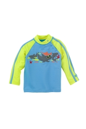 Boys Infant Rash Guard - Sea Life
