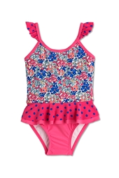 Toddler Ruffle One-Piece Swimsuit