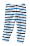 Baby Boy's Swim Tights - Cancun Graphite Stripe