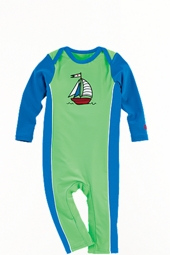 Baby One-Piece Swimsuit