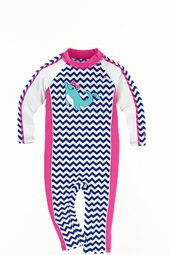 Baby Seaside One Piece Swimsuit