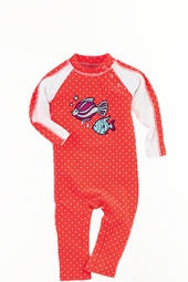 Baby Splashy One Piece Swimsuit