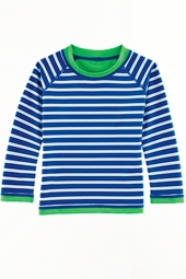 Baby Boy's Reversible Rash Guard
