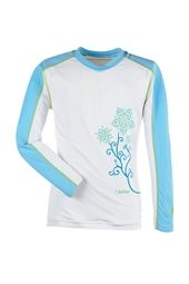 Girl's Long-sleeve Splash Guard