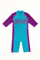 Neck-to-Knee Surf Suit
