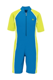 Girl's Neck to Knee Surf Suit