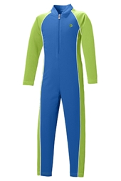 Boy's Neck to Ankle Surf Suit