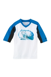 Paddle In Short Sleeve Rash Guard