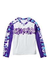 Paddle In Long Sleeve Rash Guard