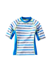 Boy's Short-sleeve Rash Guard