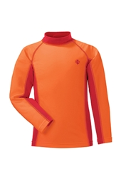 Girl's Long-sleeve Rash Guard