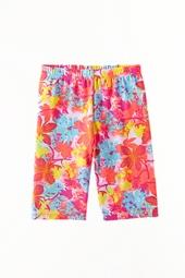Girl's Swim Shorts - Print