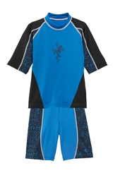 Boy's Tribal Swim Set