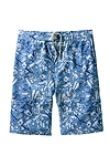 Boy's Island Swim Trunks - Batik