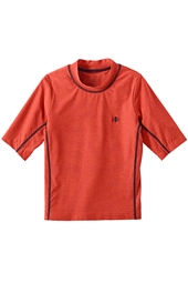 Boy's Short Sleeve Surf Shirt