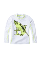 Boy's Long Sleeve Surf Shirt - Print