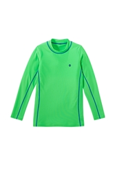 Boy's Long Sleeve Surf Shirt