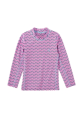Girl's Long Sleeve Surf Shirt