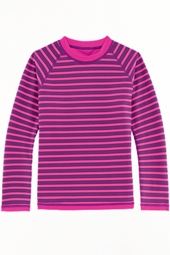 Girl's Reversible Rash Guard
