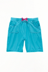 Girl's Beach Board Shorts