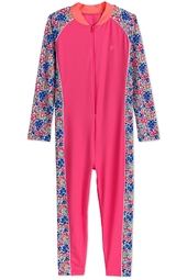 Neck-To-Ankle Surf Suit