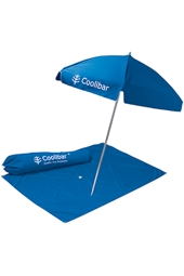 Ultimate Beach Umbrella Ensemble