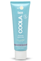 COOLA SPF 30 Face Mineral Sunscreen 1.7 oz