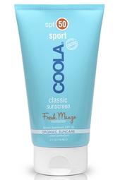 COOLA SPF 50 Sport Fresh Mango Sunscreen 5 oz