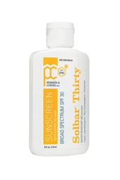 SolBar SPF 30 Sunscreen 4 oz