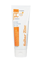 SolBar SPF 38 Zinc Sunscreen 4 oz